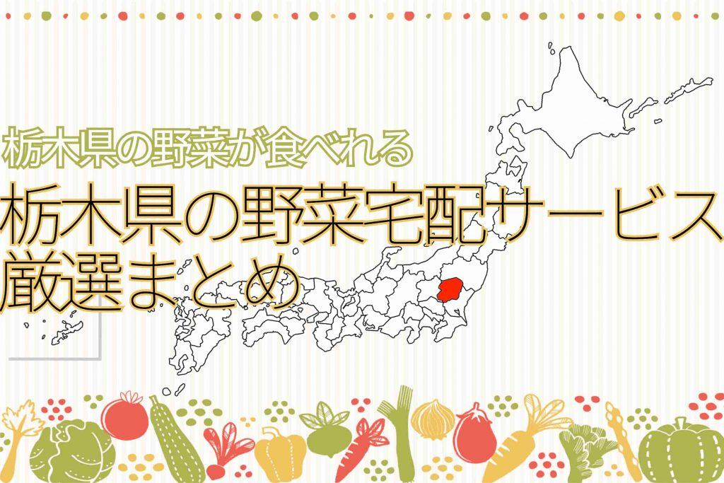 【厳選まとめ】栃木県の野菜宅配サービス15選!農園が多めです。